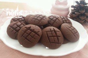 Çikolatalı Kurabiye (Çay Saati Kurabiyesi) Tarifi