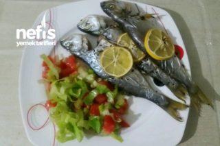 Fırında Sarıkanat Balığı Tarifi