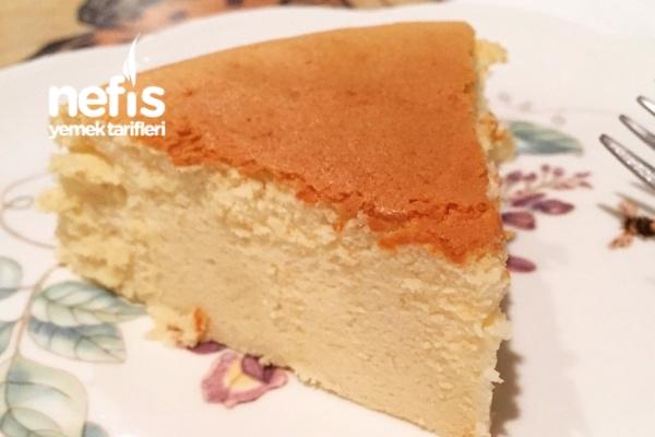 Japon Usulü Cheese Cake- Japanese Cheese Cake Tarifi