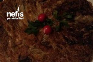 Yumurtalı Patlıcan Kapama Tarifi