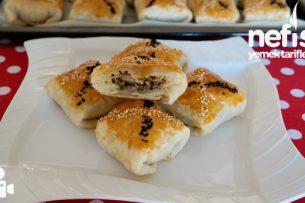 Milföy Tadında Yufka Böreği Videosu Tarifi