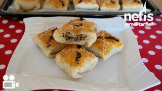 Milföy Tadında Yufka Böreği Videosu