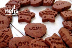 Çikolatalı Bisküviler Tarifi