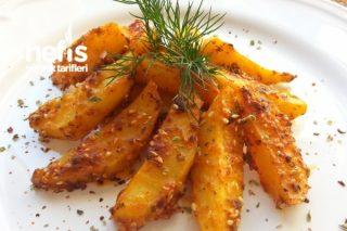 Fırın Patates (Lezzet-i Şahane) Tarifi