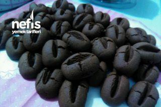 Kahve Çekirdeği Kurabiyesi (Türk Kahveli) Tarifi