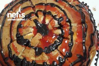 10 Dakikada Misafir İkramı Yanardağ Pastası Tarifi