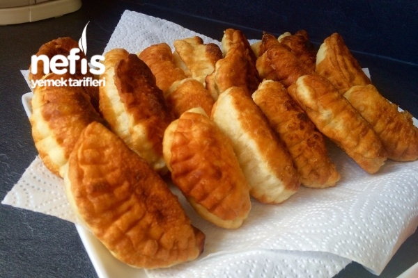 10 Dk Da Puf Puf Mayasız Pişi (Kahvaltı İçin) Tarifi