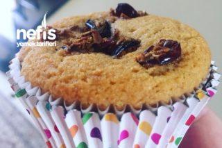 Muffin Hindistan Cevizi Unu İle Tarifi