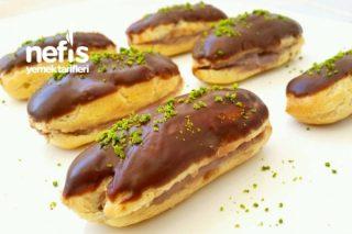 Ekler (Pastane Usulü) Tarifi