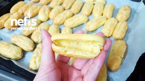 Ekler (Pastane Usulü)