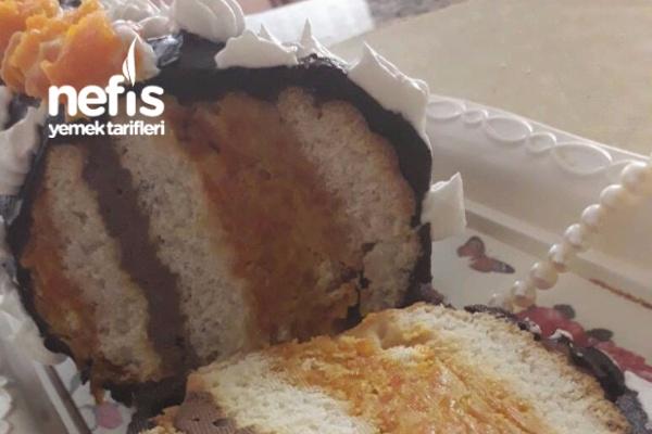 Havuçlu Silindir Pasta Tarifi