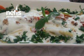Sebzeli Yoğurtlu Salata Tarifi