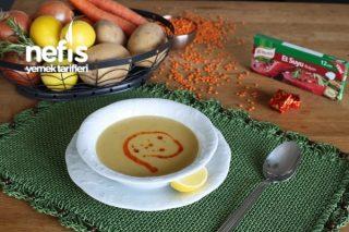 15 Dakikada Lokanta Usulü Mercimek Çorbası Tarifi