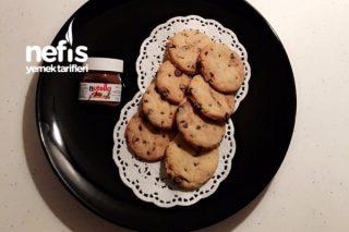 Damla Çikolatalı Cookie Tarifi