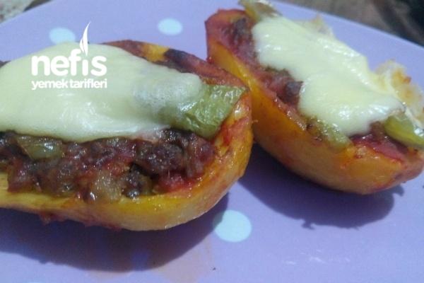 Fırında Sandal Patates (Kumpir tadında)