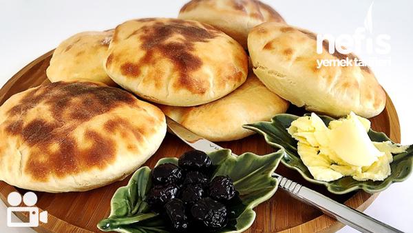 Pita Ekmeği (Gobit) Videosu Tarifi