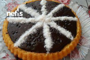 Çikolatalı Pratik Tart Kek ( Yumuşacık Oluyor) Tarifi