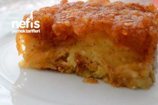 Elmalı Bayat Ekmek Tatlısı Tarifi