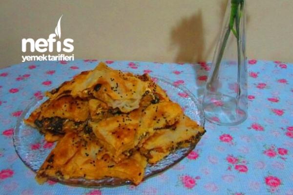 Ispanaklı Börek ( Hatay)