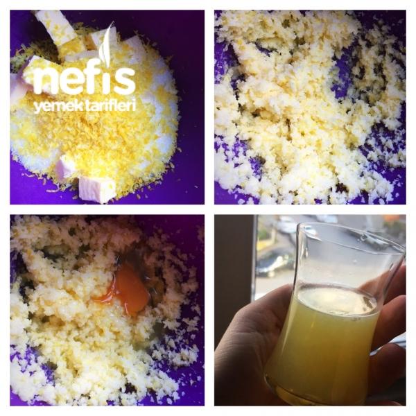 Nefis Limonlu Kurabiye (Ağızda Dağılan)