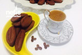 Kahve Çekirdeği Kurabiyesi (Kahve Aromalı) Tarifi