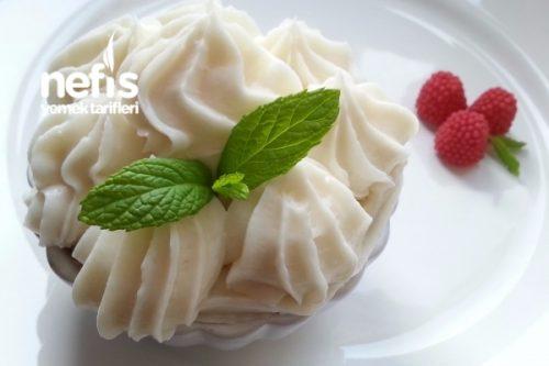 Pratik Pastacı Kreması ( Yumurtasız) (videolu) Tarifi