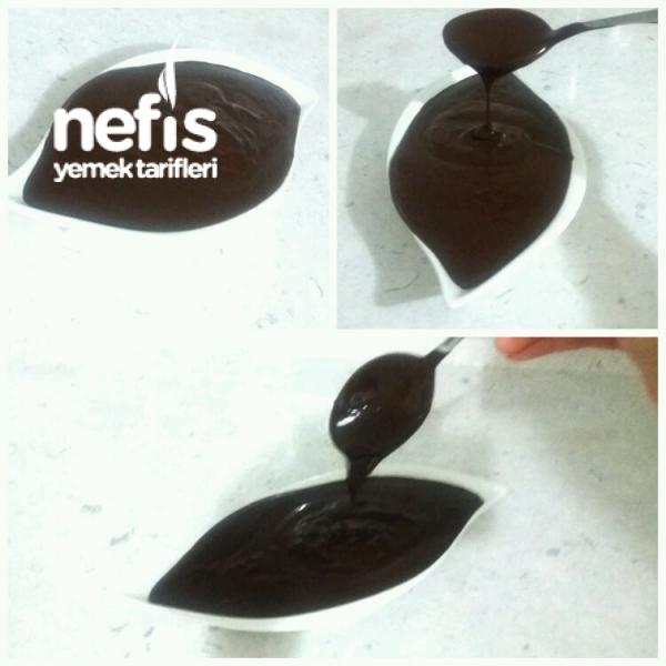 Çikolata Sosu (tam Olculu Almaya Son )