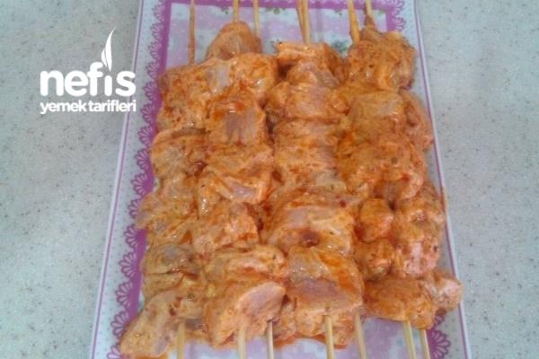 Fırında Tavuk Çöp Şiş (kebap Tadında )