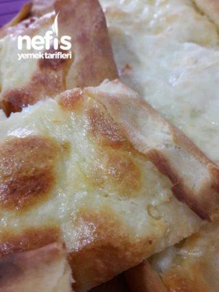 Peynirli Karadeniz Pidesi