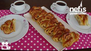 Başak Çörek Videosu Tarifi