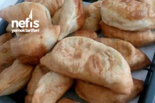 Kahvaltılık Mayalı Hamur Kızartması (Tava Mayalısı) Tarifi