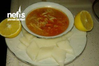 Kış Kapıda Arap Aşı Mutfakta Tarifi