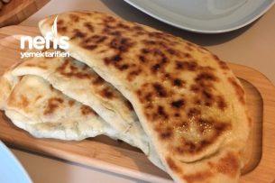 Tavada Ispanaklı Börek Tarifi