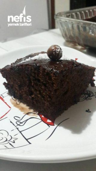 Eritilmiş Çikolatalı Browni