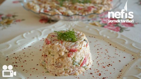 Arpa Şehriye Salatası Videosu Tarifi