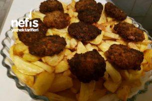 Patates Üstü Köfte Tarifi