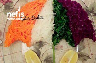 Şemsiye Salatası Tarifi