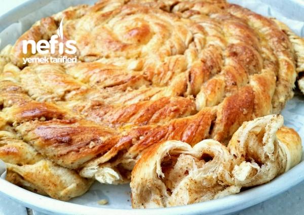Haşhaşlı Cevizli Çörek ( Mükemmel )