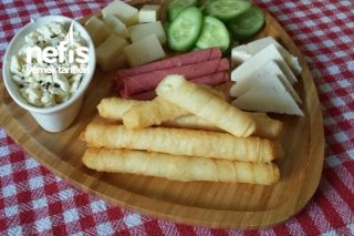Patates Ve Peynirli Sigara Böreği Tarifi