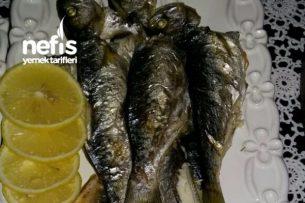 Fırında Çinekop Balık Tarifi