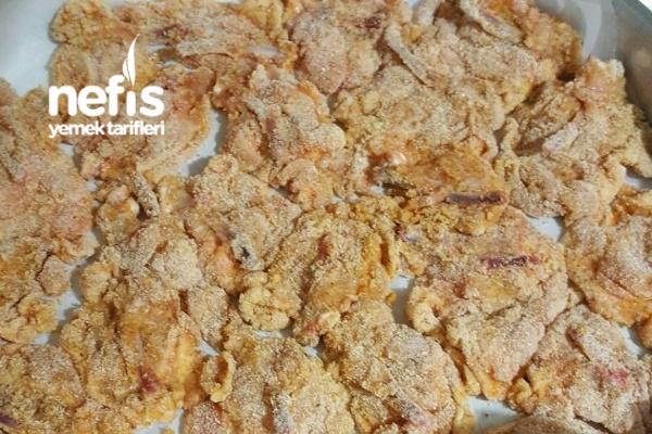 Çıtır Tavuk Pirzola (fırında)
