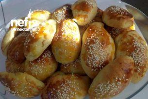 Patatesli Lorlu Poğaça