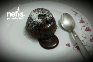 Çikolatalı Sufle (Muhteşem Tam Ölçülü) Tarifi