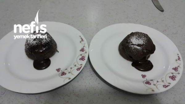 Çikolatalı Sufle (Muhteşem Tam Ölçülü)