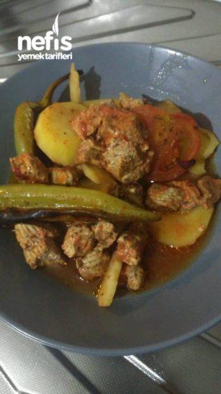 Fırında Sebzeli Hindi