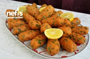 Nefis Bulgurlu Patates Köftesi  (Denemeyen Kalmasın) Tarifi