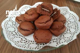 Nutellalı Bisküvi Saklı Brovni Tarifi
