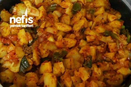 Patates Kavurma Tarifi
