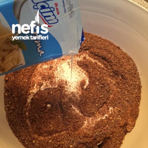 Nutellalı Bisküvi Topları