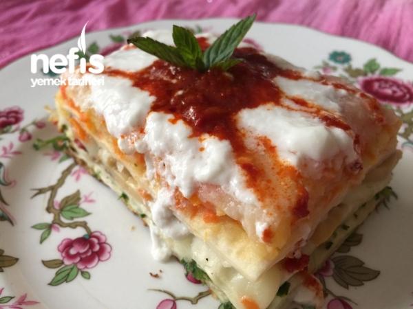 Mantarlı Börek Videosu